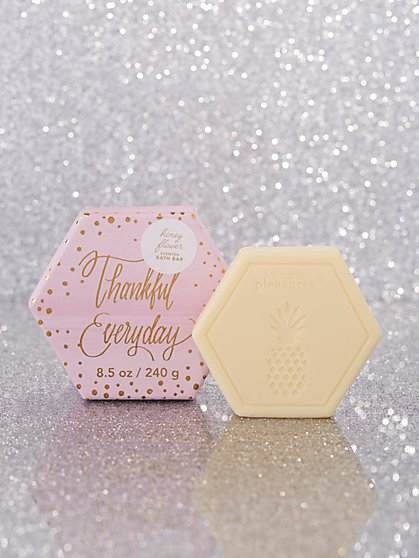 Honey Flower Boxed Soap - New York & Company