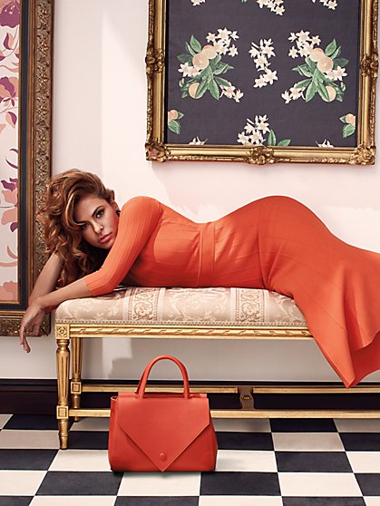 Hyperia Sweater Dress - Eva Mendes Collection - New York & Company