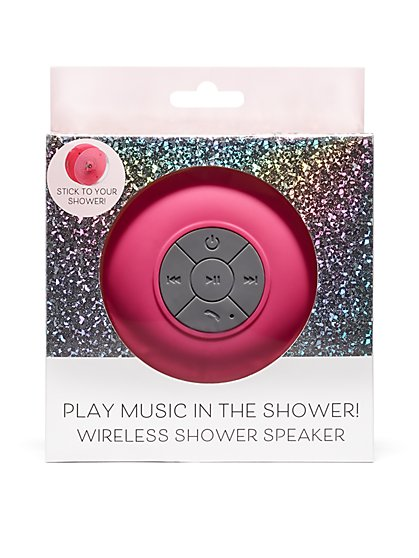 In-Shower Speaker - New York & Company