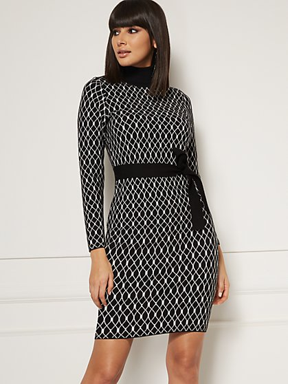 Ines Sweater Dress - Eva Mendes Collection - New York & Company