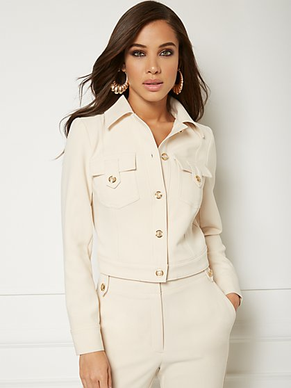 Ismene Jacket - Eva Mendes Collection - New York & Company