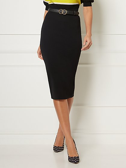 Jacqui Sweater Skirt - Eva Mendes Collection - New York & Company