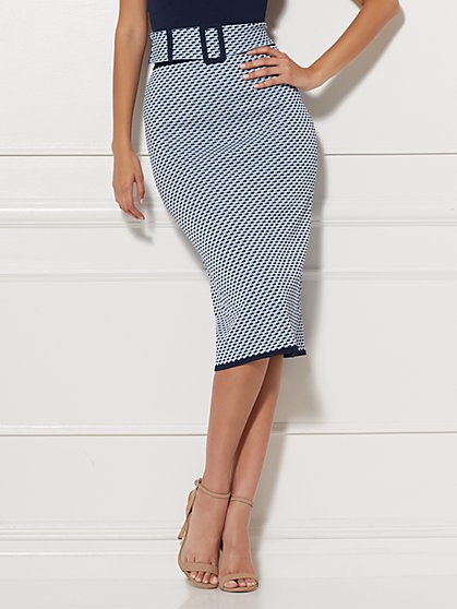 Jenny Sweater Skirt - Eva Mendes Collection - New York & Company