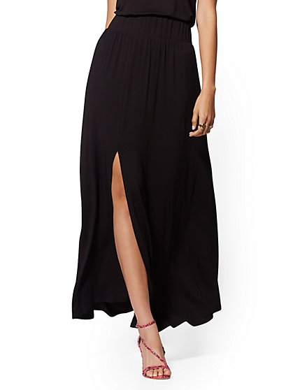 Knit Maxi Skirt - NY&C Style System - New York & Company