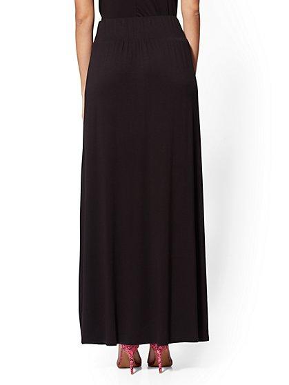 48128e527d ... Knit Maxi Skirt - NY&C Style System - New York ...