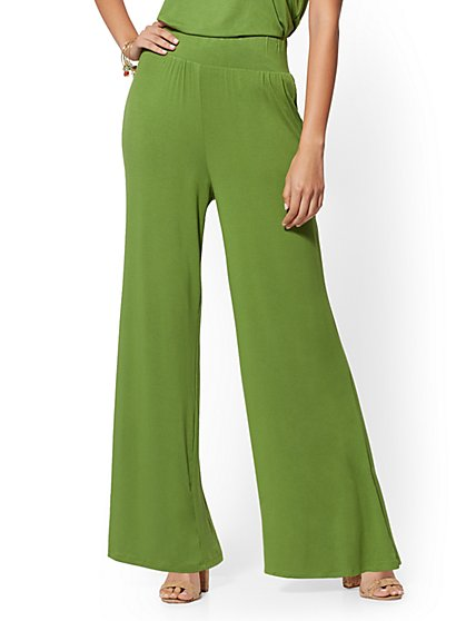 e81c864c Palazzo Pants for Women | Wide Leg Pants | New York & Company