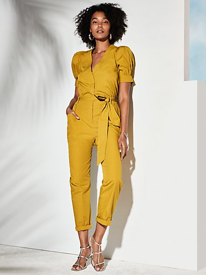 La Vita Jumpsuit - New York & Company