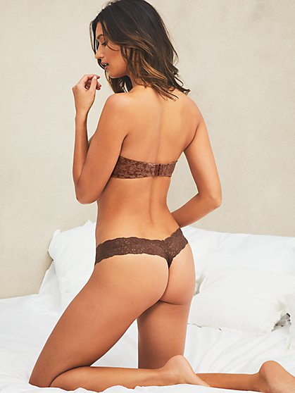 Lace Thong - New York & Company