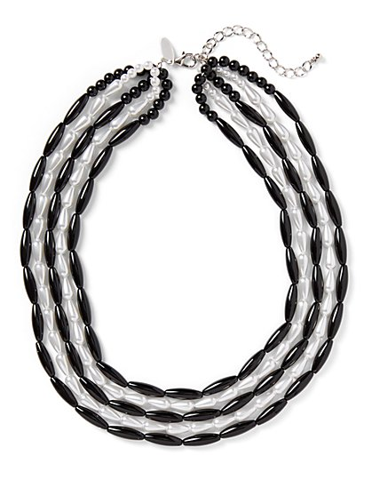 Layered Collar Necklace - New York & Company