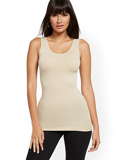 Layering Tank - Sleek & Chic - New York & Company