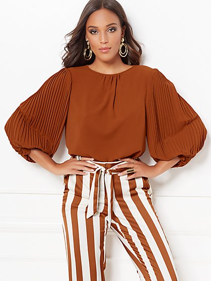 Layla Blouse - Eva Mendes Collection - New York & Company