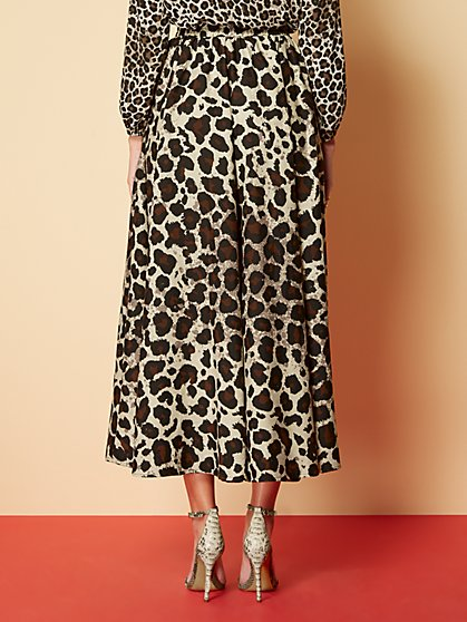 ee12248077 ... Leopard-Print Maxi Skirt - New York   Company