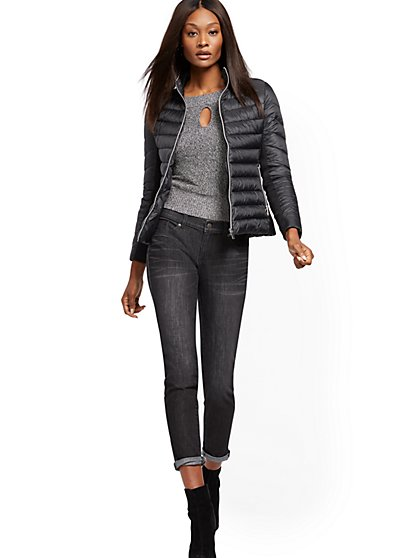 Lightweight Puffer Jacket - New York & Company