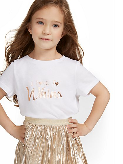 Like to Whine Kids' Graphic Tee - New York & Company