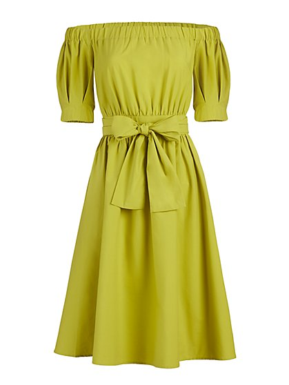 Lisette Dress - Eva Mendes Collection - New York & Company