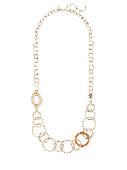 Long Link Necklace - New York & Company