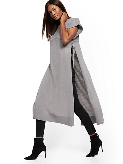 Long Poncho - New York & Company