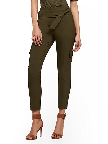 Madie Cargo Pant - 7th Avenue - New York & Company