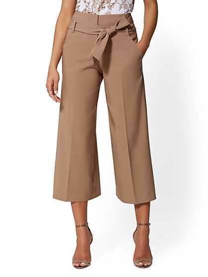 578dfa6b3ce Madie Crop Pant - 7th Avenue - New York   Company ...