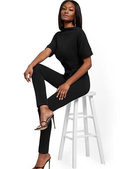 Madie Dolman Jumpsuit - 7th Avenue - New York & Company