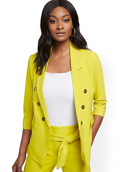 Madie Jacket - 7th Avenue - New York & Company