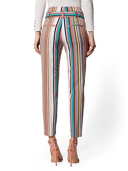 4451caecb1f ... Madie Pant - Stripe - 7th Avenue - New York   Company ...