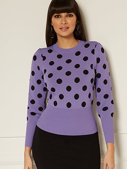 Margeaux Sweater - Eva Mendes Collection - New York & Company