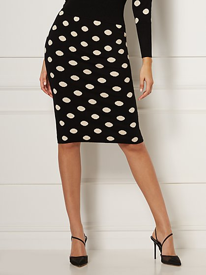 Margeaux Sweater Skirt - Eva Mendes Collection - New York & Company
