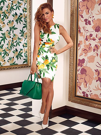 Maria Dress - Eva Mendes Collection - New York & Company