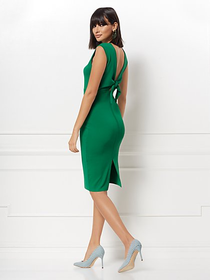 Marie Sweater Dress - Eva Mendes Collection - New York & Company