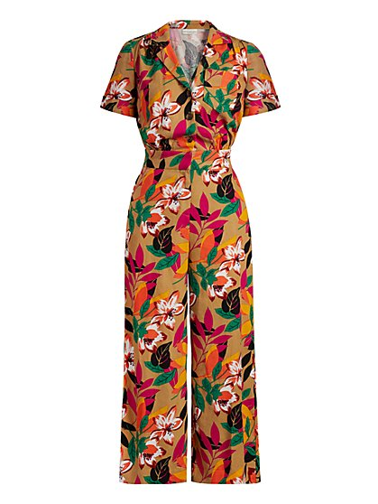 Marla Jumpsuit - Eva Mendes Collection - New York & Company