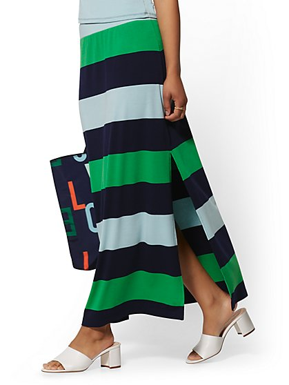 Maxi Skirt - Soho Street - New York & Company