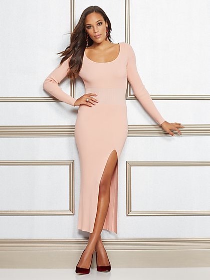Maxine Sweater Dress - Eva Mendes Collection - New York & Company