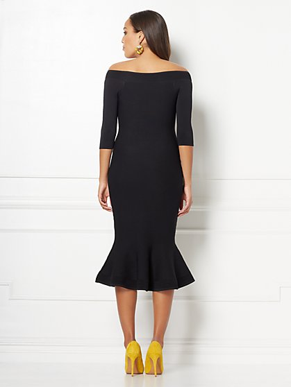 0cf920056e5 ... Melinda Sweater Dress - Eva Mendes Collection - New York   Company