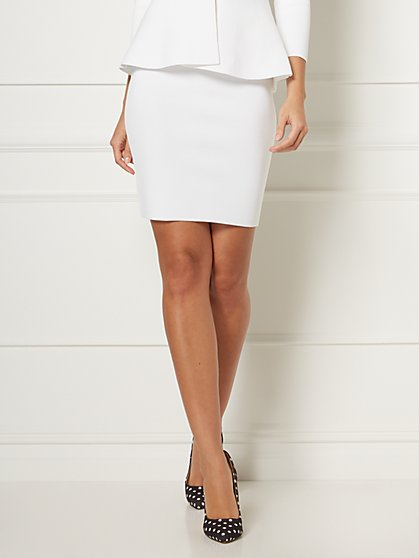 Merle Sweater Skirt - Eva Mendes Collection - New York & Company