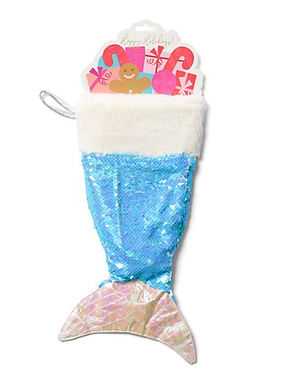 Mermaid Stocking - New York & Company