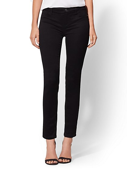 Mid-Rise Legging - NY&C Runway - Soho Jeans - New York & Company