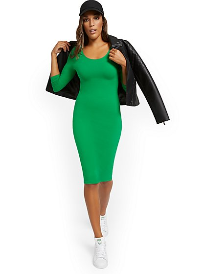 Midi Dress - Everyday Collection - New York & Company