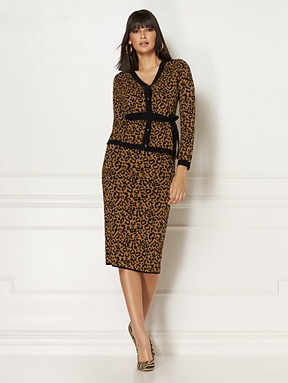 Mirabella Sweater Skirt - Eva Mendes Collection - New York & Company