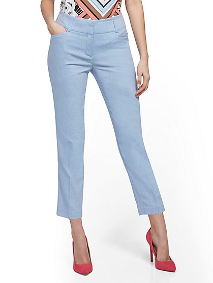 Modern Fit Ankle Pant - 7th Avenue - New York & Company