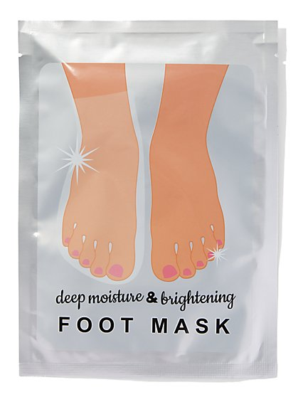 Moisturizing Foot Mask - New York & Company