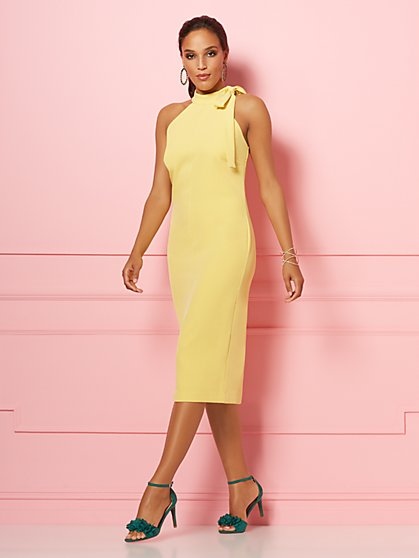 Nicole Sheath Dress - Eva Mendes Party Collection - New York & Company