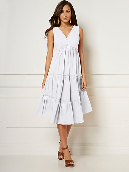 Nymphea Dress - Eva Mendes Collection - New York & Company