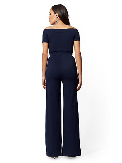 29ad446c1897 ... Off-The-Shoulder Jumpsuit - New York   Company