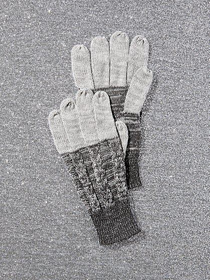 Ombre Knit Glove - New York & Company
