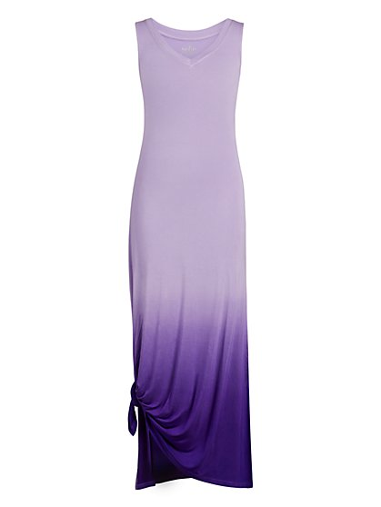 Ombre Tank Maxi Dress - New York & Company
