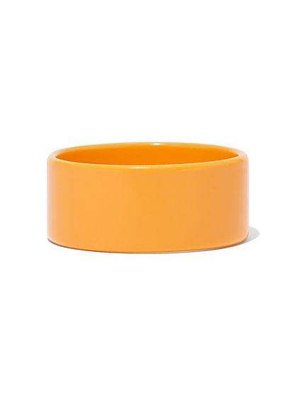 Orange Bangle Bracelet - New York & Company