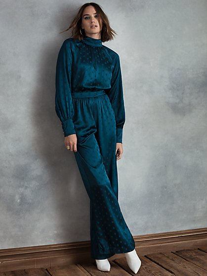 Orbit Jumpsuit - New York & Company
