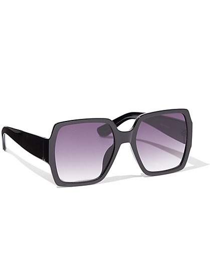 Oversized Square Sunglasses - New York & Company