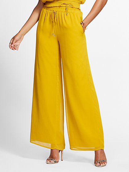 Palazzo Pant - Gabrielle Union Collection - New York & Company